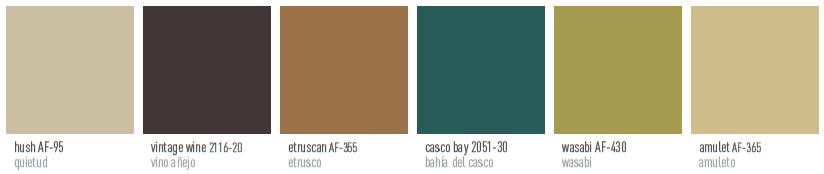2011 Souful palette