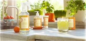 Thymes Mandarin Coriander products