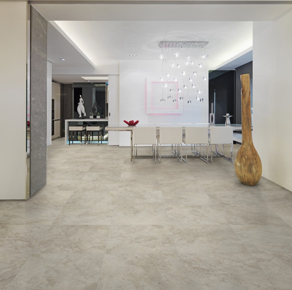 Porcelanite's Limestone tile