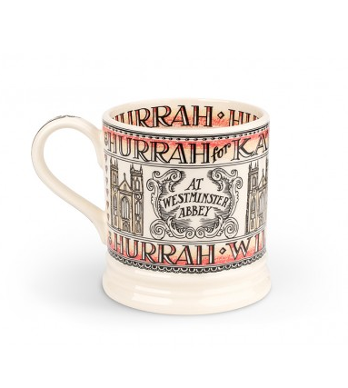 commemorative mug by Emma Bridgewater