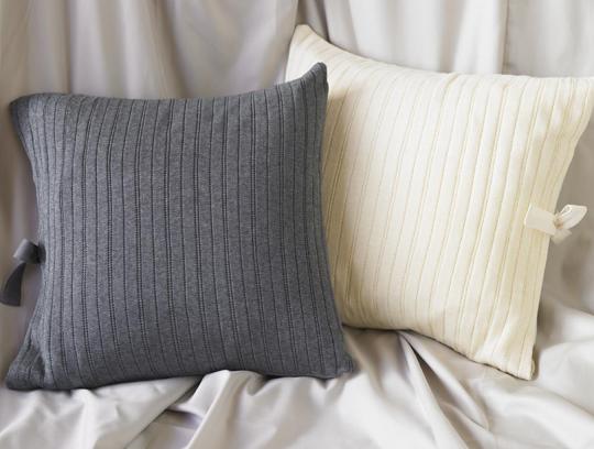 organic cotton pillows from Coyuchi