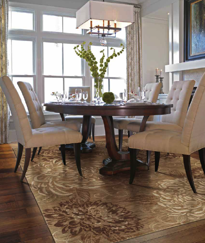 Shaw's Vintage Bloom Rug is among one of two new collections produced in partnership