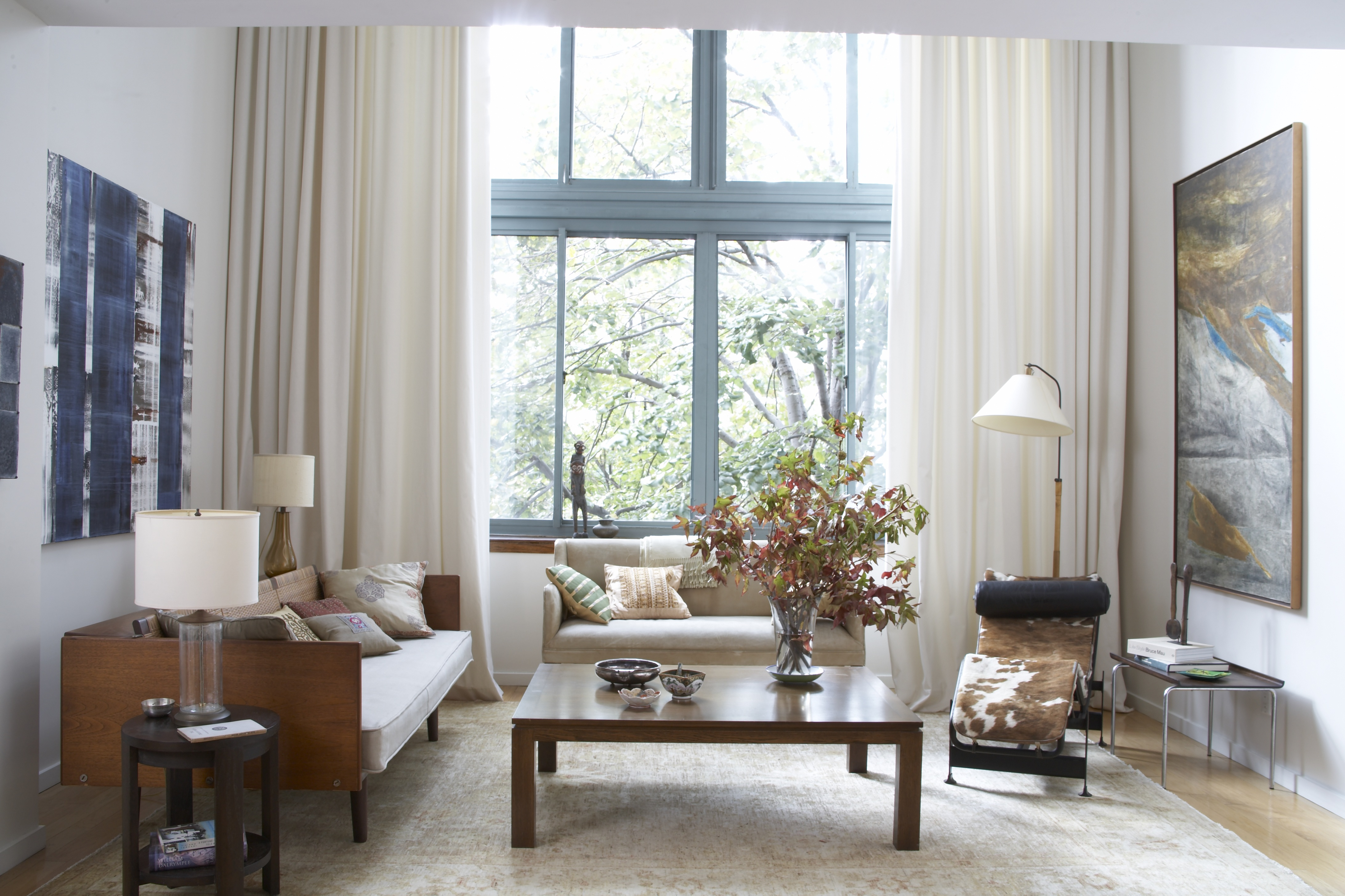 4 Curtains That Will Keep Your Home Breezy Without Breaking